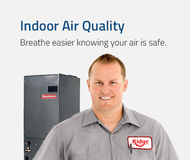 Air Conditioning Indoor Air Quality Panama City FL